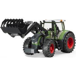 Fendt 936 Bruder traktor frontlastare och skopa. 1:16