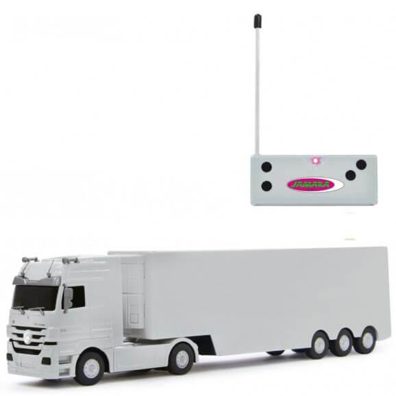 Radiostyrd Lastbil Mercedes Actros 1:54