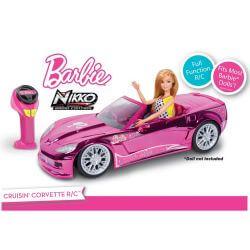 Barbie Crusin Corvette, Nikko