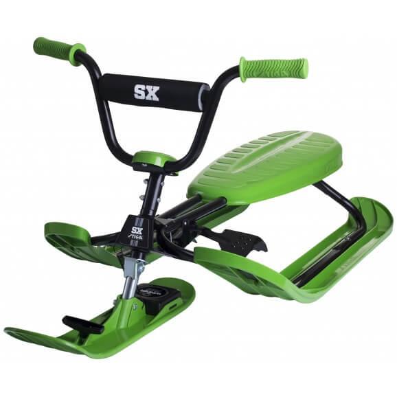 Snowracer SX Färg PRO Grön