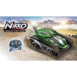 RC Nikko Velocitrax Electric Grön Radiostyrd bil