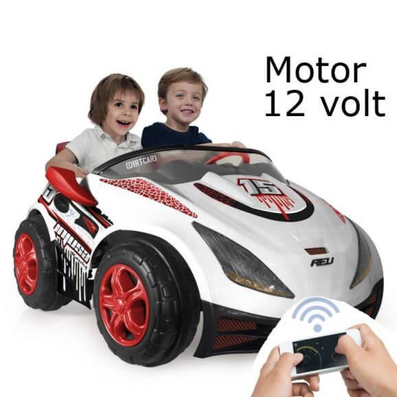 Elbil REV iMove till barn. 12 volt. Injusa