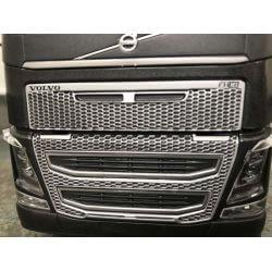 Volvo FH16 750 lastbil med lastväxlare och släp. Emek 1:25