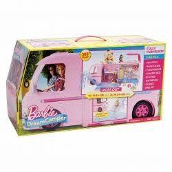 Barbie Camping bil Mattel Mer information kommer snart.