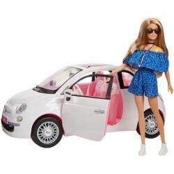 Barbie med bil Fiat 500 Mer information kommer snart.