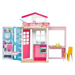 Dockskåp Barbie House With 2 Floors Mer information kommer snart.