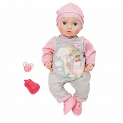 Baby Annabell Little Sister Mia Soft Zapf Creation