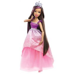 Barbiedocka Lila Dreamtopia Endless Hair Mer information kommer snart.