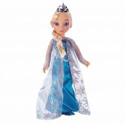 Docka Frozen Princess & Me Elsa Mer information kommer snart.