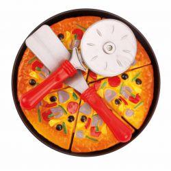 Lekmat pizza till minispis