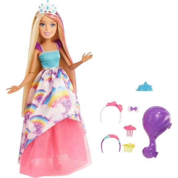 Docka Barbie Dreamtopia Pop 43 Cm Mer information kommer snart.