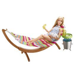 Barbie Mattel hängmatta Mer information kommer snart.