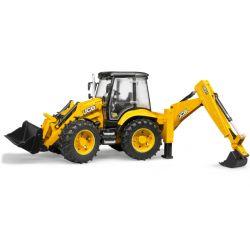 Bruder JCB 5CX Eco Traktorgrävare 02454