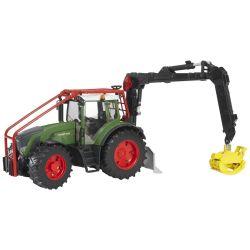 Bruder Fendt 936 Traktor Vario med kran 03042