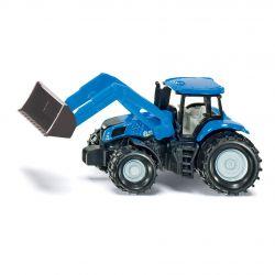 Siku Traktor Blister NEW HOLLAND T8.390 FRONTLASTARE