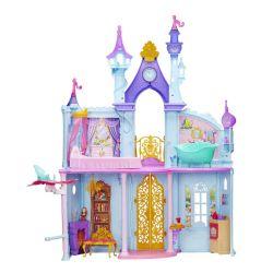 Dockskåp Disney Princess Slott Hasbro