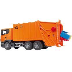 Bruder Soplastbil Scania