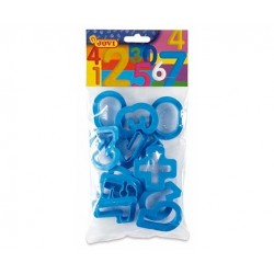 Bag of MOULDS - NUMBERS