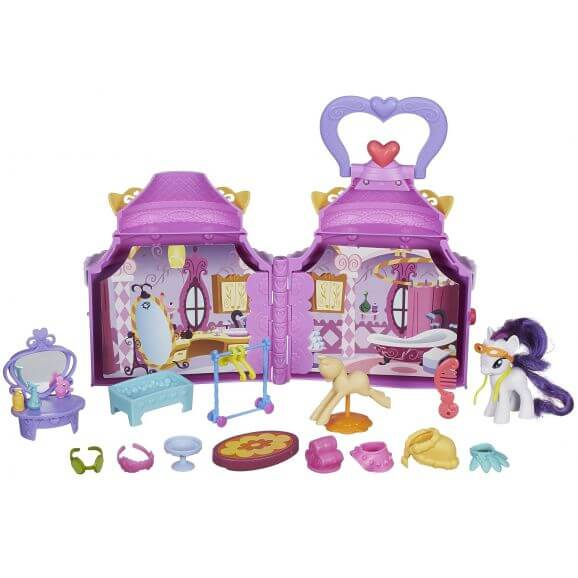 My Little Pony Raritys Book Tique