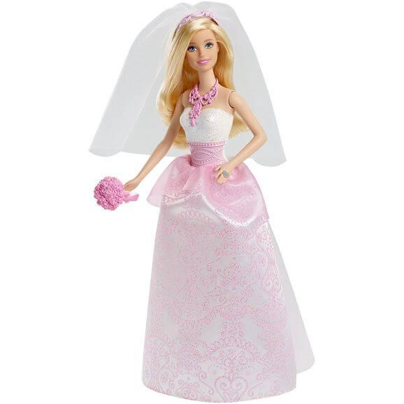 Barbie Fairytale Kingdom Princess Bride