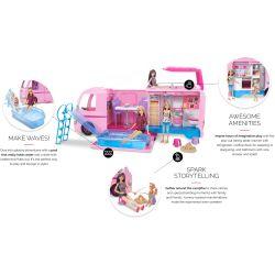 Barbie DreamCamper Campingbil Husbil Mattel