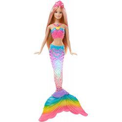 Barbie Dreamtopia Rainbow Mermaid Sjöjungfru