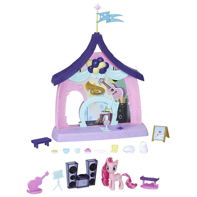 My Little Pony Pinkie Pie Musikaliska Klassrum Hasbro