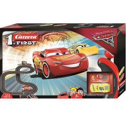 Carrera First Cars 3 Bilbana 350 cm
