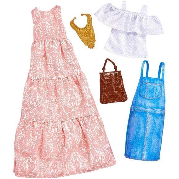 Barbie Fashions Festival 2 Pack