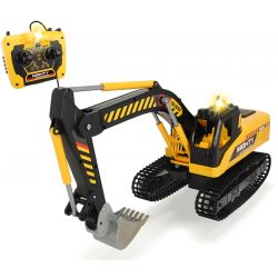 Dickie Toys Grävmaskin Sladdstyrd Mighty Excavator