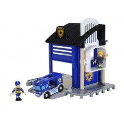 BRIO Polisstation