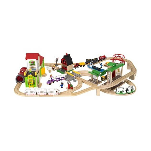BRIO Deluxe World Set