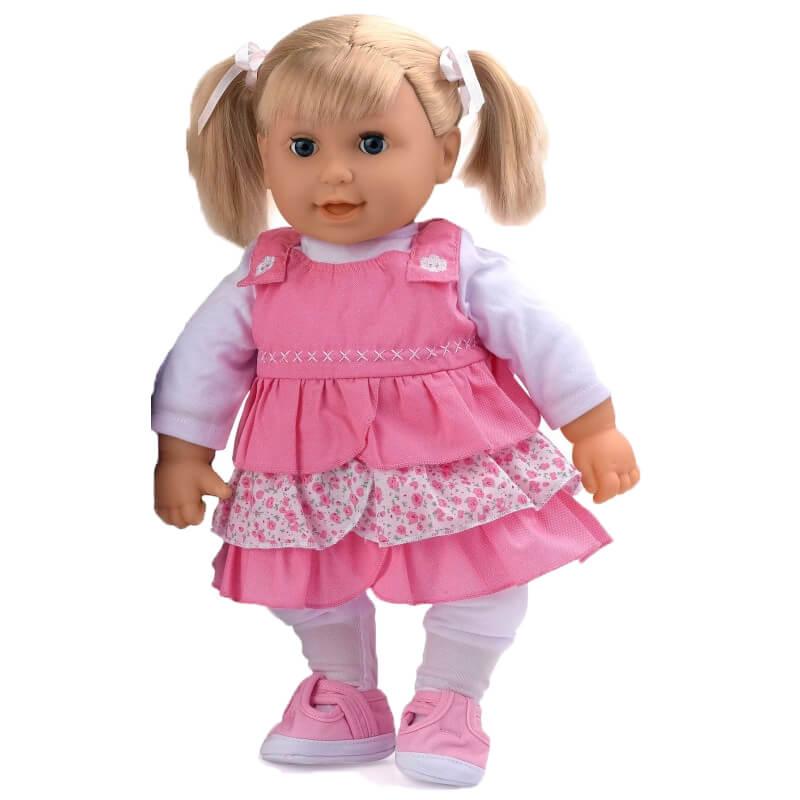 Dolls World Docka Emma Rosa 41 cm