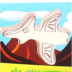 Figursågat pussel med dinosaurier Tooky Toy