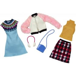 Barbie Fashion Klädset 2 Pack