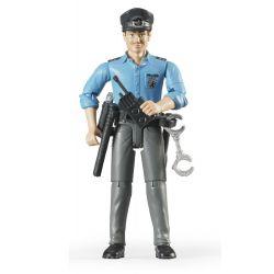 Bruder figur Man Polis 60050