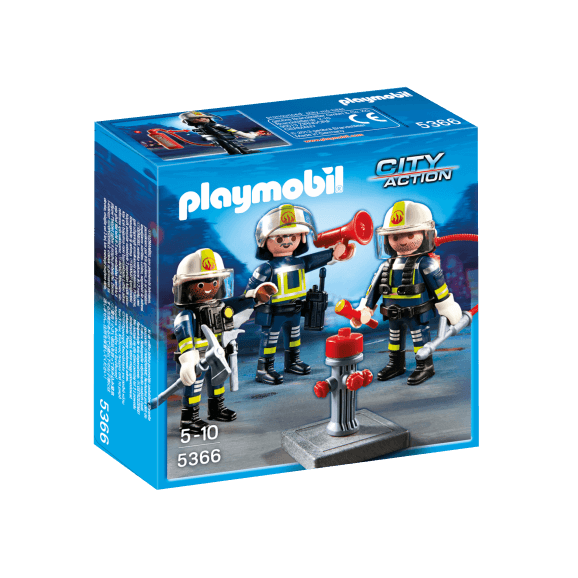 Playmobil Brandkårsteam 5366