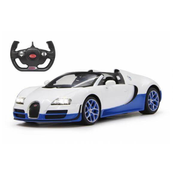 Rastar Bugatti Grand Sport Vitesse 1 radiostyrd bil 1:14 2,4 Ghz