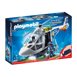 Playmobil Polishelikopter med LED-lampa 6921