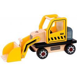 Bulldozer i trä, Tooky Toy