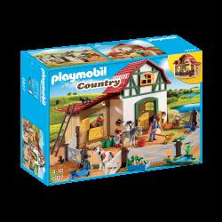 Playmobil Ponnygård 6927