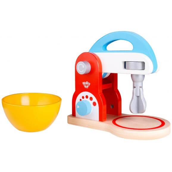 Mixer i trä, leksak för barn, Tooky Toy