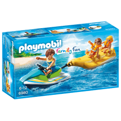 Playmobil Jetski med Bananbåt 6980