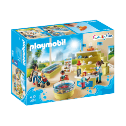 Playmobil Aquariumbutik 9061