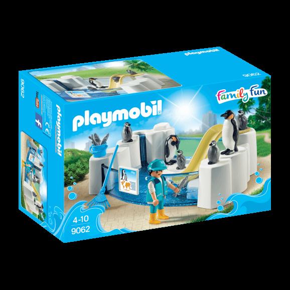 Playmobil Pingvinbassäng 9062