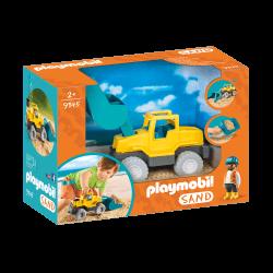 Playmobil Grävskopa 9145
