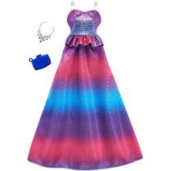 Barbie Fashion Klädset Klänning för festen FKT06