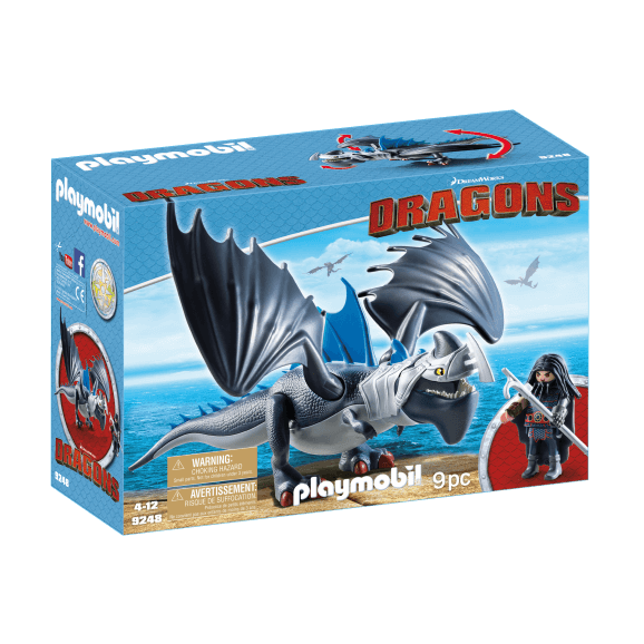 Playmobil Drago Drake & Thunderclaw 9248