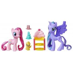 My Little Pony Pinkie Pie and Princess Luna Sweet Celebration Set