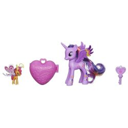 My Little Pony Cutie Mark Magic Princess Twilight Sparkle & Sunset Breezie Figure 2-pack